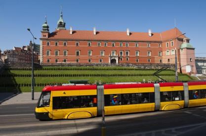 S-Bahn Warschau