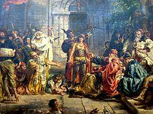 Aufnahme der Juden in Polen