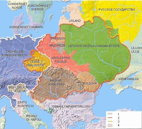 jagiellonen-dynastie